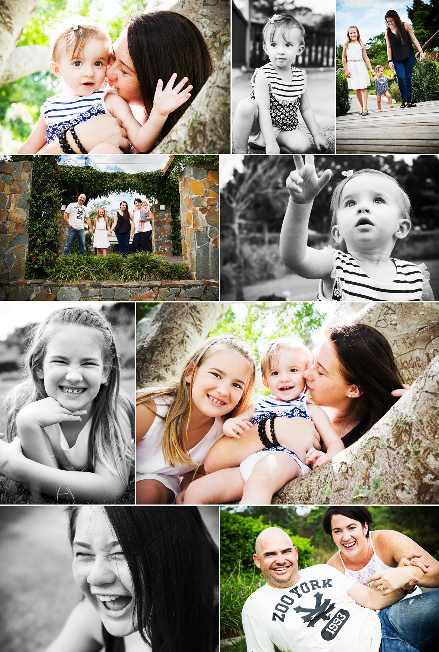 brisbane family photographers, family portrait photography brisbane