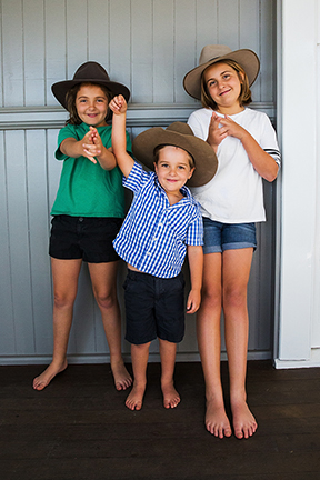 kids portrait photography brisbane