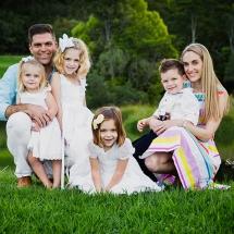 family portrait shoot brisbane